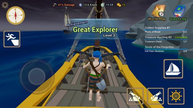 Pirates! An Open World Adventure Apk Mod