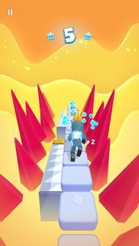 Pixel Rush Perfect Run