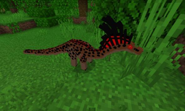 Prehistoric Evolved Dinosaur Craft Mod for MCPE Mod