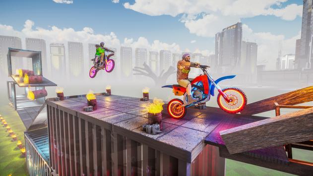 Racing Moto Bike Stunt Apk Mod