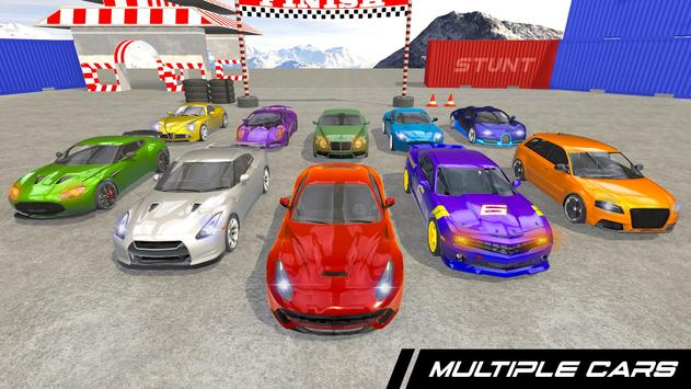 Rally Car Stunt 3D Extreme Car GT Racing Game Apk Mod