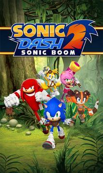 Sonic Dash 2 Sonic Boom Apk Mod