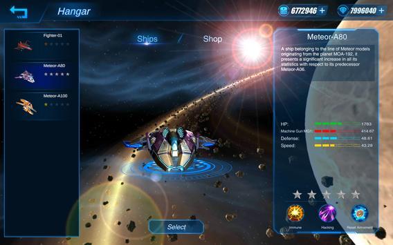 Space Conflict Apk Mod