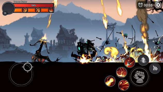 Stickman Master League Of Shadow - Ninja Fight Apk Mod