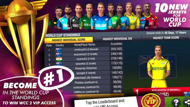 World Cricket Championship 2 WCC2 Apk Mod