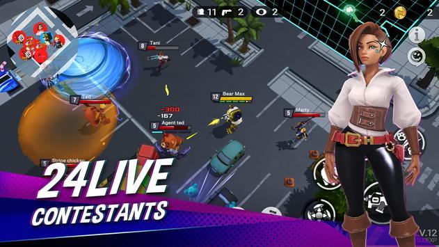 Battlepalooza Free PvP Arena Battle Royale Apk Mod