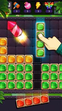 Block Crush Puzzle Jewel Pop