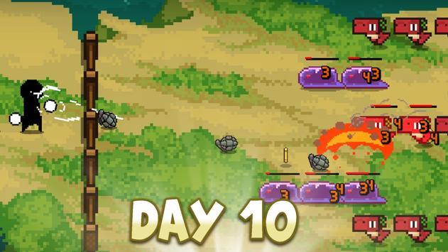 Days Bygone Castle Defense Apk Mod