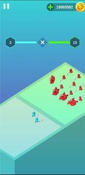 Gang Clash 3D Battle Survival