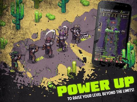 Idle Wasteland RPG Survival Apk Mod