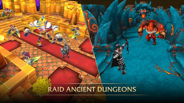 MMO RPG Ancients Reborn Apk Mod