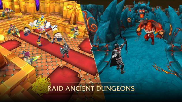 MMO RPG Ancients Reborn Apk Mod