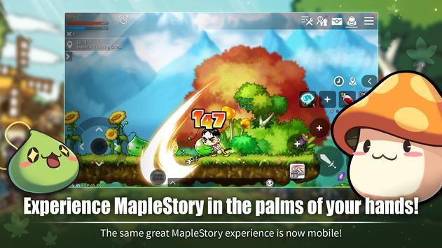 MapleStory M Apk Mod