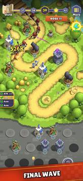 Mini War Idle Tower Defense Apk Mod