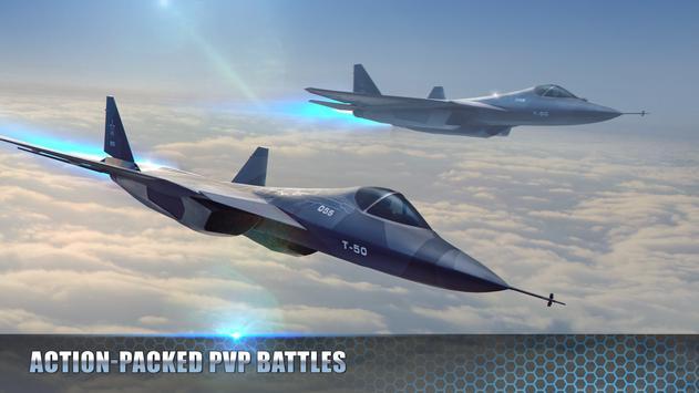 Modern Warplanes Sky fighters PvP Jet Warfare Apk Mod