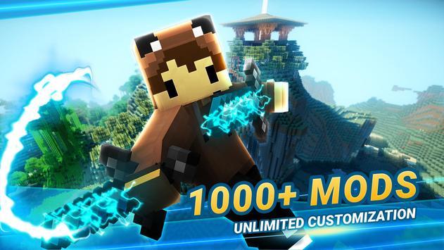 Mods AddOns for Minecraft PE Apk