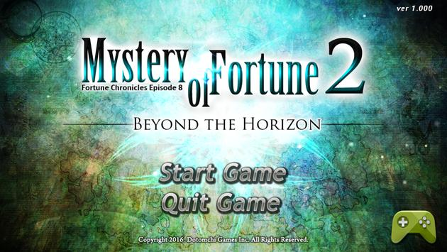Mystery of Fortune 2 Apk Mod