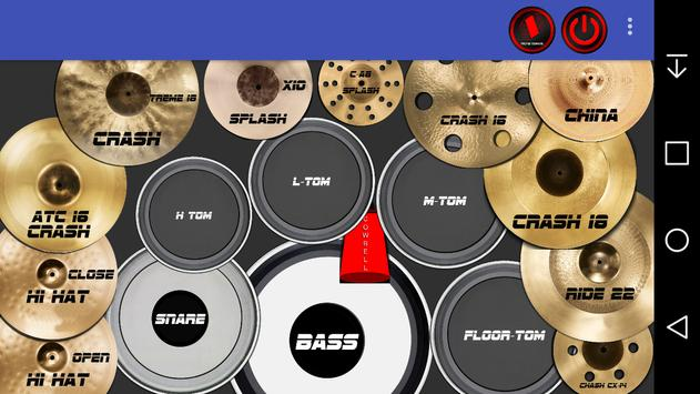 Rock Drum Kit Apk Mod