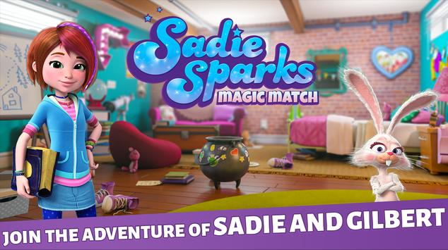 Sadie Sparks' Magic Match