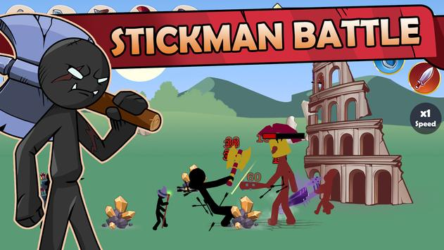 Stickman War Legend of Stick Apk Mod