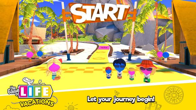THE GAME OF LIFE Vacations Apk Mod