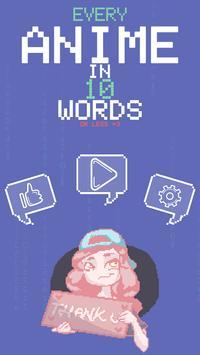 Anime In 10 Words Apk Mod