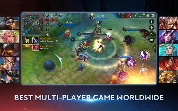 Arena of Valor 5v5 Battle Apk Mod