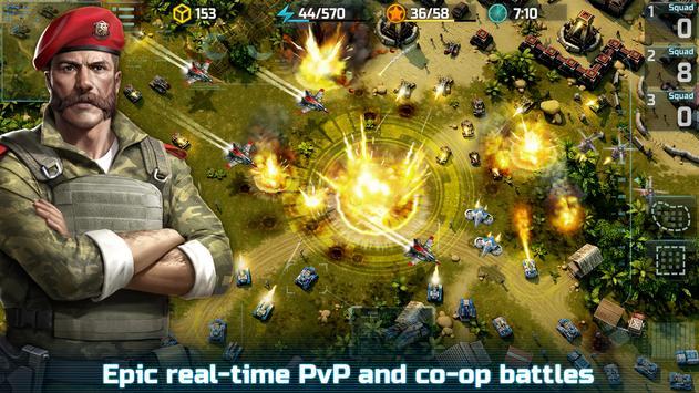 Art of War 3 Apk Mod