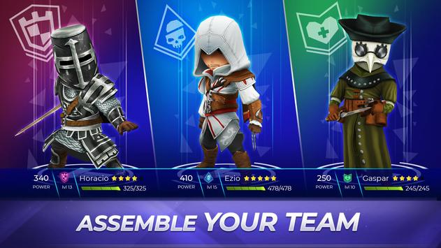Assassin's Creed Rebellion Adventure RPG Apk Mod