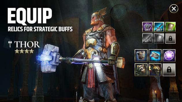 Dawn of Titans War Strategy RPG Apk Mod
