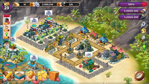 Fantasy Island Sim Fun Forest Adventure Apk Mod