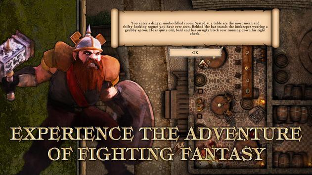 Fighting Fantasy Legends Apk Mod