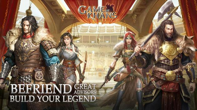 Game of Khans Apk Mod