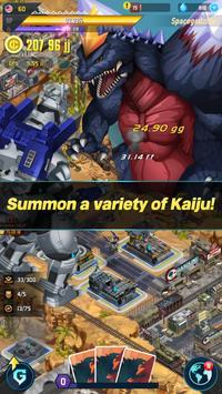 Godzilla Defense Force 2021 Apk Mod