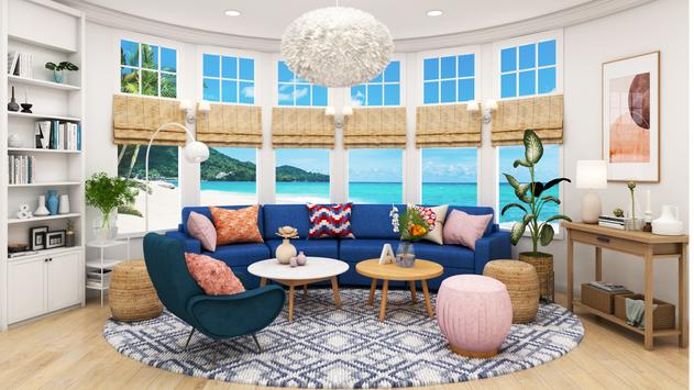 Home Design Caribbean Life Apk Mod