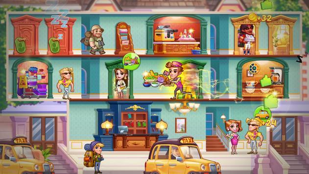 Hotel Craze Madness Hotel Game Apk Mod