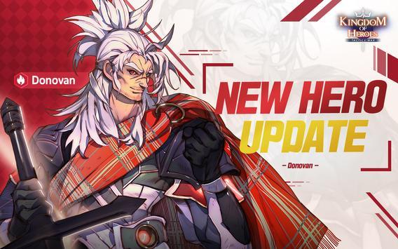Kingdom of Heroes Season 2 Apk Mod