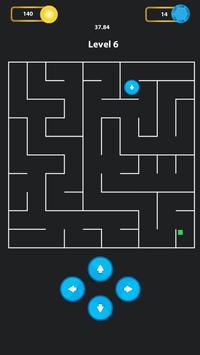 Maze Trail Apk Mod
