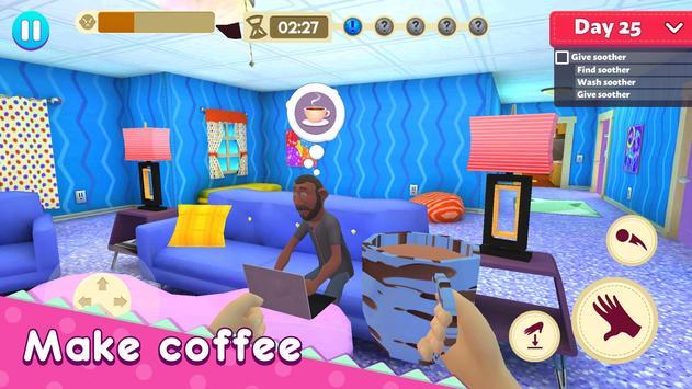 Mother Simulator Apk Mod