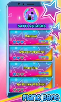 Natti Natasha piano tiles Apk Mod