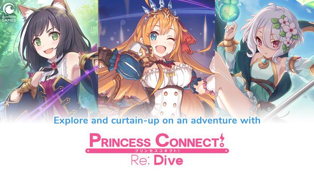 Princess Connect Re Dive Apk Mod