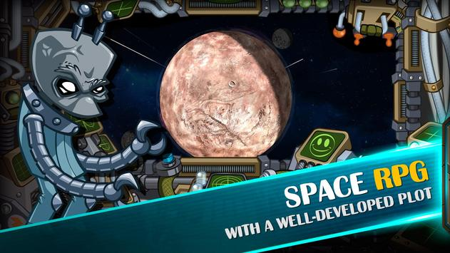 Space Raiders RPG Apk Mod