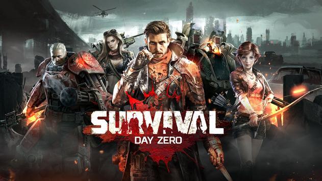 Survival Day Zero Apk Mod