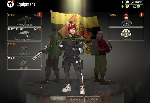 Tacticool 5v5 shooter Apk Mod