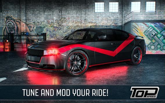 Top Speed Drag & Fast Racing Apk Mod