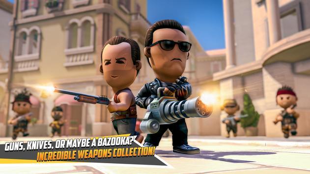 Trooper Shooter Critical Assault FPS Apk Mod
