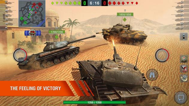 World of Tanks Blitz PVP MMO 3D Apk Mod