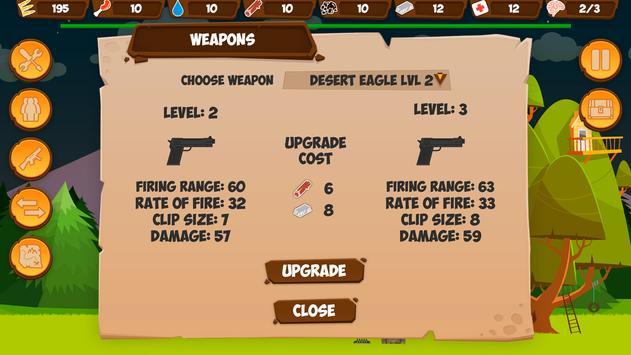 Zombie Forest HD Survival Apk Mod