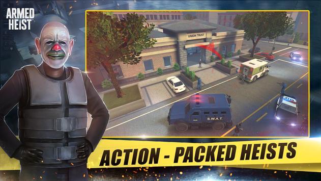 Armed Heist TPS 3D Sniper Apk Mod