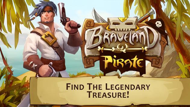 Braveland Pirate Apk Mod